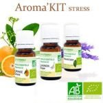 ストレス対策アロマセット